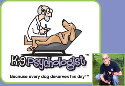 K-9 Psychologist Logo